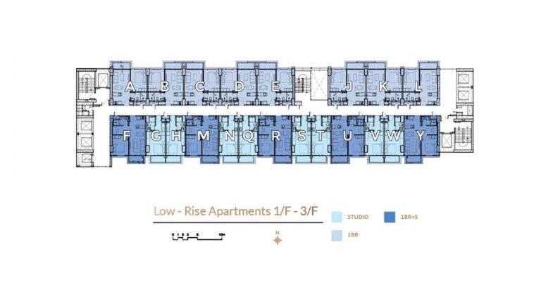 Arumaya Floorplan 1-3
