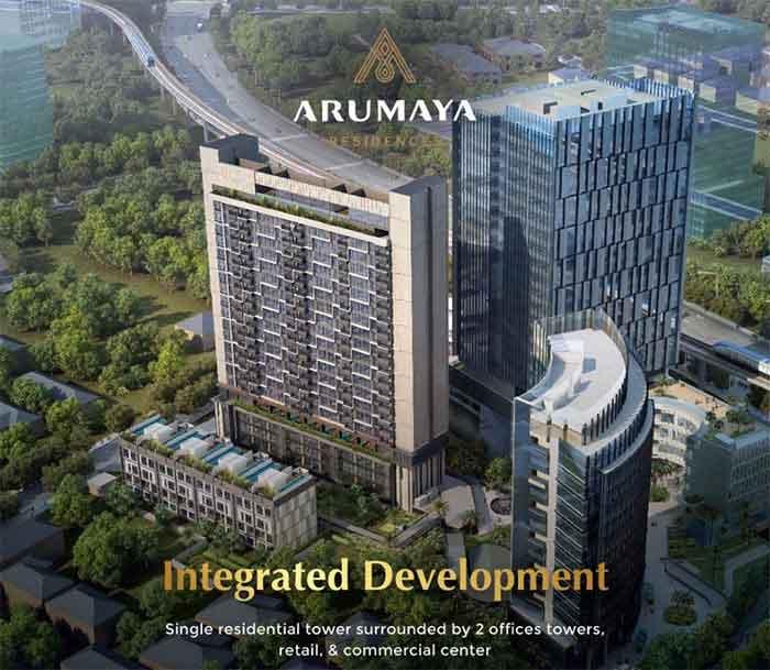 Arumaya Integrated Development